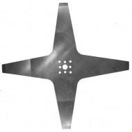Nôž Ambrogio, Stiga AUTOCLIP-4zub 25cm