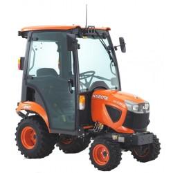Traktor Kubota BX231 Kabína