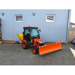 Traktor Kubota BX231 - zimny set