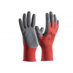 Pracovné rukavice GEBOL Eco Grip č.9