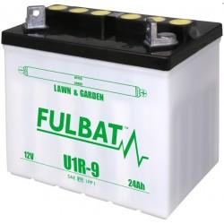 Batéria 12V-24Ah - suchá / + vpravo