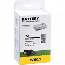 Batéria STIGA Autoclip 2,5 Ah